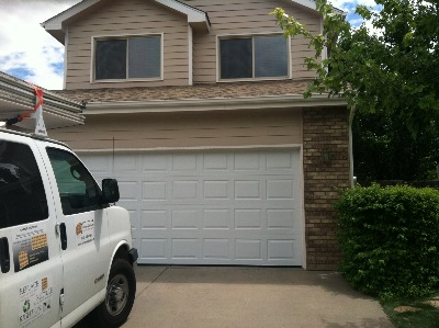 Superior New Garage Doors